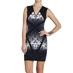 BCBG Max Azria Body con dress